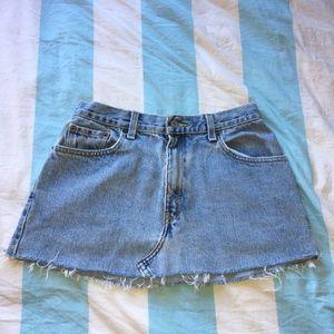 Levi's Denim Skirt